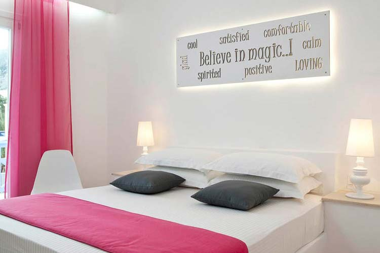 Standard Double Room - Acqua Vatos Hotel - Kamari