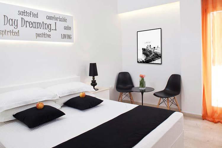 Superior Double Room - Acqua Vatos Hotel - Kamari