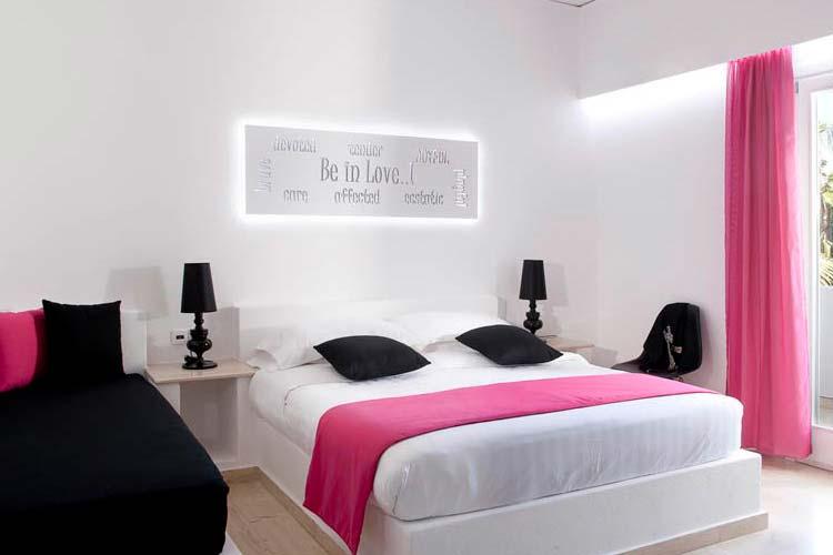 Superior Triple Room - Acqua Vatos Hotel - Kamari