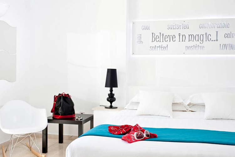 Junior Suite - Acqua Vatos Hotel - Kamari