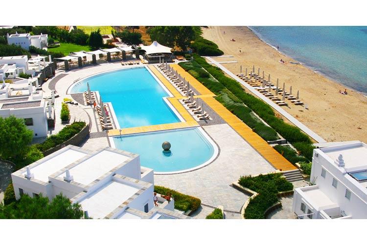 Aerial View - Elies Resorts - GRÈCE