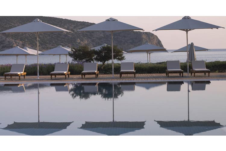 Swimming Pool - Elies Resorts - GRÈCE