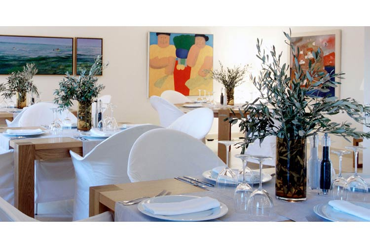 Restaurant - Elies Resorts - GRÈCE
