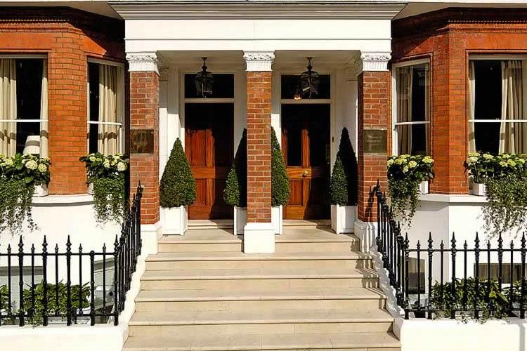 Egerton house hotel ein boutiquehotel in london for 23 egerton terrace kensington london