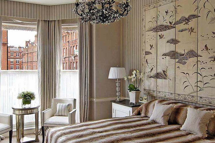 Egerton house hotel ein boutiquehotel in london for 23 egerton terrace kensington