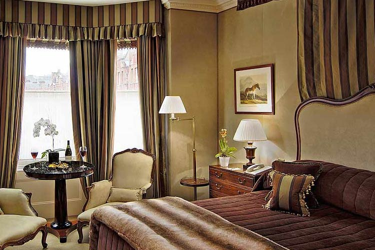 Egerton house hotel h tel boutique londres for 23 egerton terrace kensington