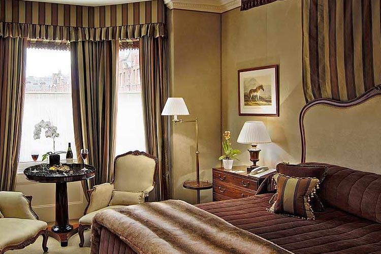 Egerton house hotel h tel boutique londres for 23 egerton terrace kensington london