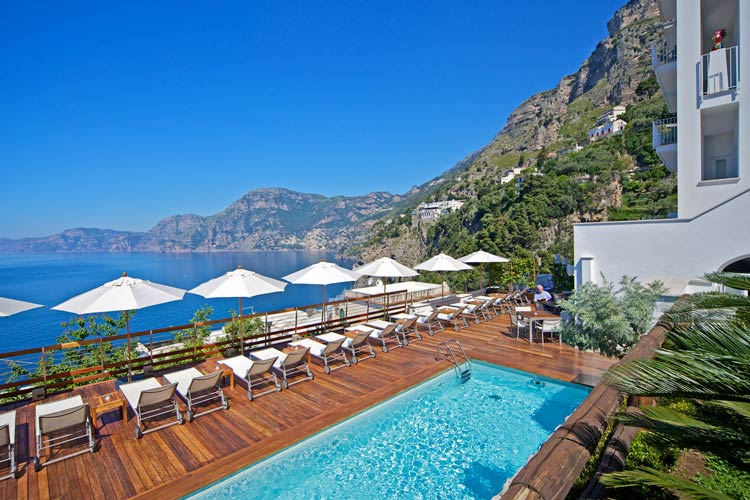 Swimming Pool - Casa Angelina - Costa Amalfitana
