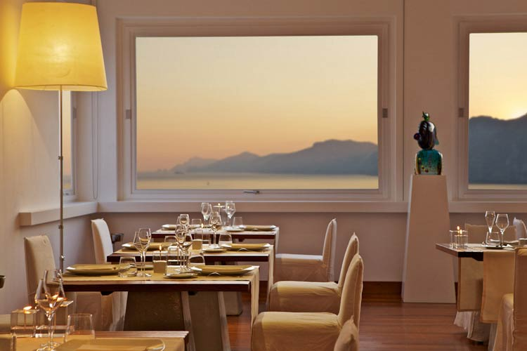 Restaurant - Casa Angelina - Costa Amalfitana