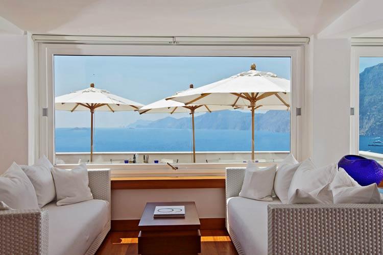 Common Area - Casa Angelina - Costa Amalfitana