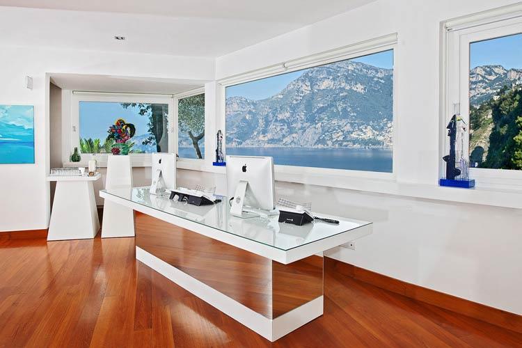 Reception - Casa Angelina - Costa Amalfitana