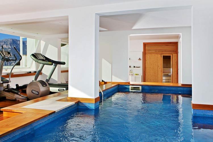 Fitness Room - Casa Angelina - Costa Amalfitana