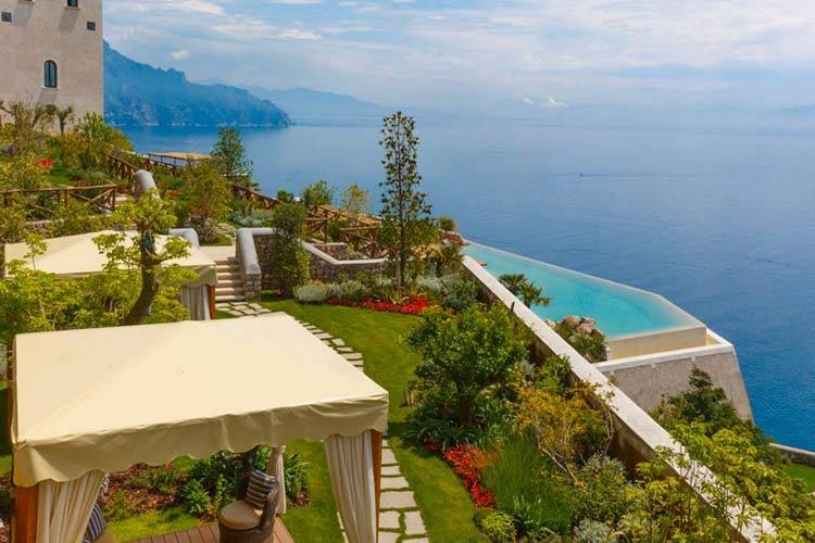 General View - Monastero Santa Rosa Hotel & Spa - Amalfiküste