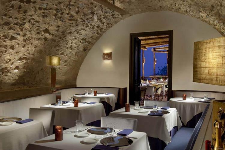 Dining Room - Monastero Santa Rosa Hotel & Spa - Amalfiküste