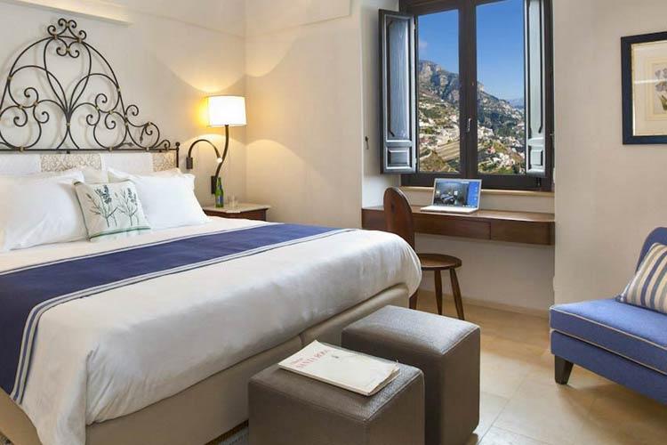 Superior Rooms - Monastero Santa Rosa Hotel & Spa - Amalfiküste