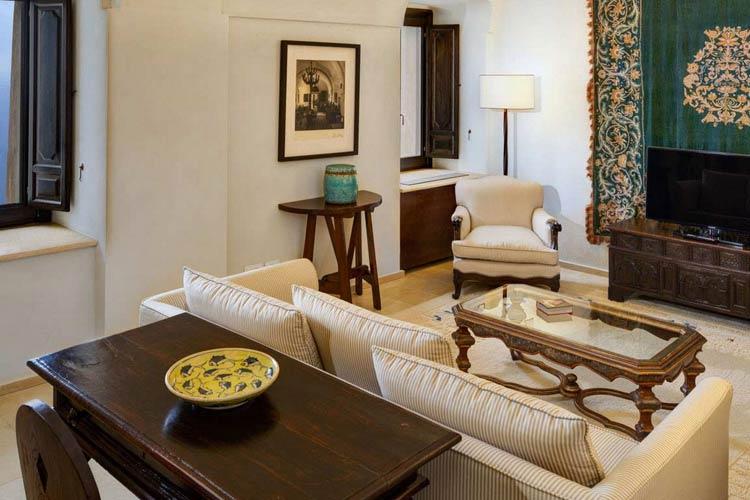 Deluxe Open Space Suite - Monastero Santa Rosa Hotel & Spa - Amalfiküste