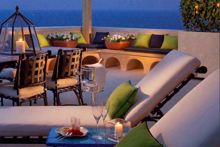 Premium Terrace Suite - Monastero Santa Rosa Hotel & Spa - Amalfiküste