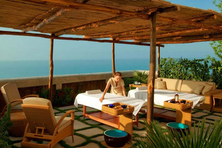 Spa - Monastero Santa Rosa Hotel & Spa - Amalfiküste