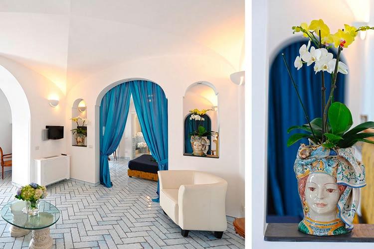 Interior - Hotel Marincanto - Costa Amalfitana