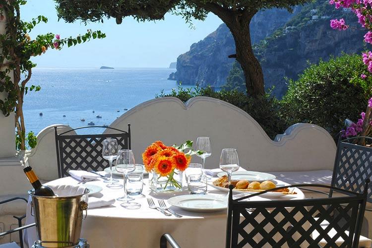 Restaurant - Hotel Marincanto - Costa Amalfitana