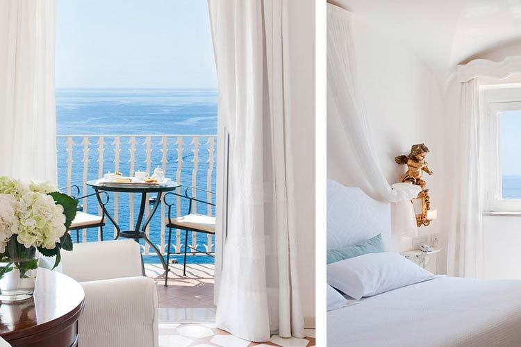 Room - Hotel Marincanto - Costa Amalfitana