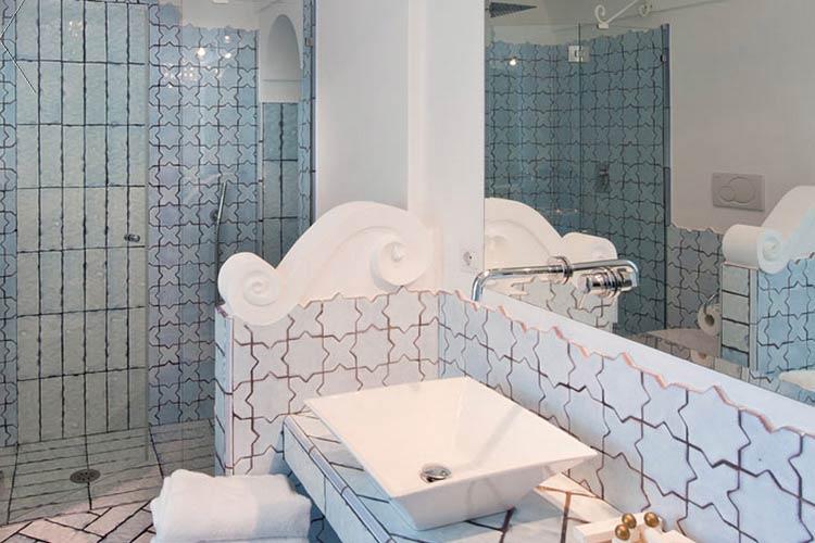 Bathroom - Hotel Marincanto - Costa Amalfitana