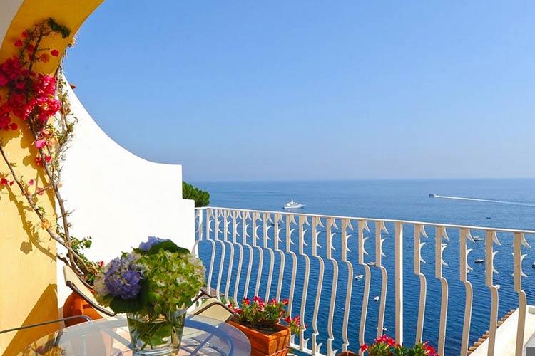 Superior Double Room - Hotel Marincanto - Costa Amalfitana