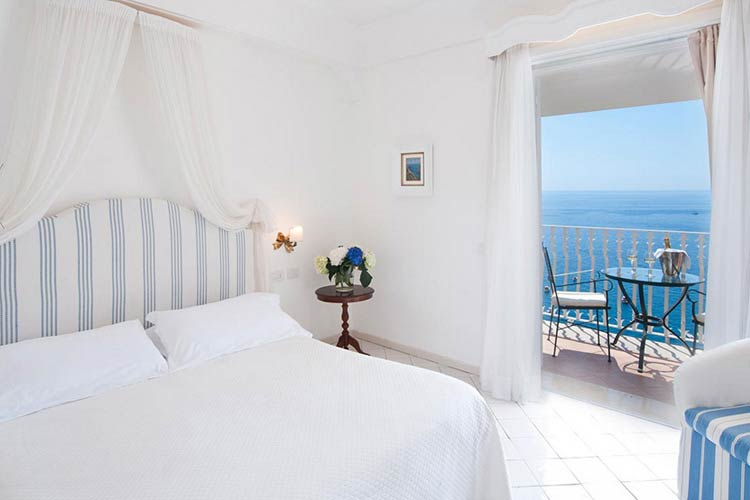 Superior Double Room - Hotel Marincanto - Amalfiküste