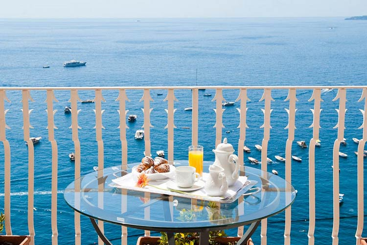 View - Hotel Marincanto - Amalfiküste
