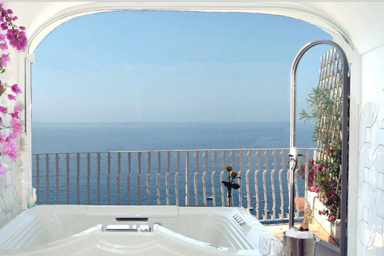 Terrace - Hotel Marincanto - Amalfiküste