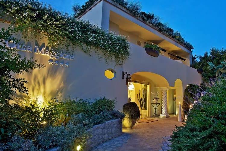 Hotel orsa maggiore ein boutiquehotel in capri for Great little hotels