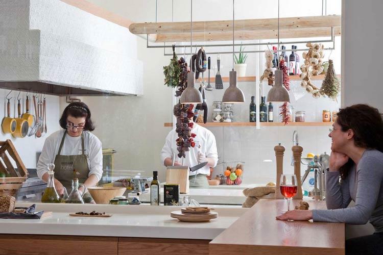 Kitchen - Coco-Mat Hotel Nafsika - Kifisia