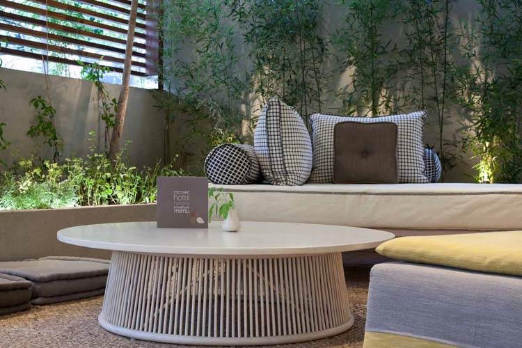 Terrace - Coco-Mat Hotel Nafsika - Kifisia