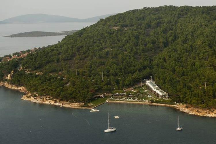 Aerial View - Ortunç - Ayvalik