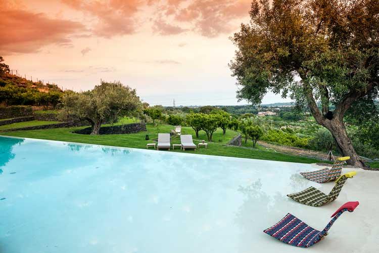 Monaci delle terre nere a boutique hotel in catania - Hotels in catania with swimming pool ...