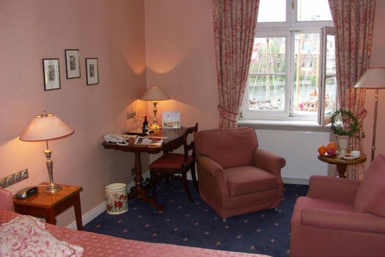 Deluxe Room 102 - Hotel Podewils - Gdansk