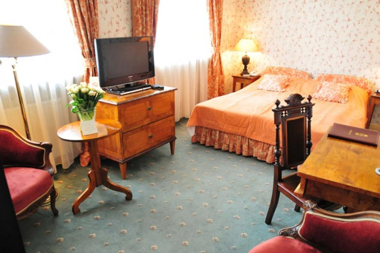 Deluxe Room 103 - Hotel Podewils - Gdansk