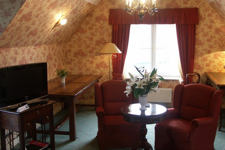 Presidents Suite - Hotel Podewils - Gdansk