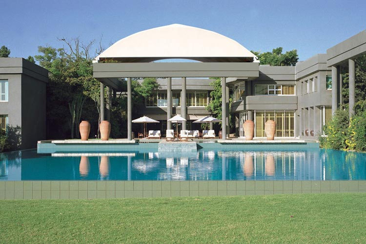 The saxon hotel a boutique hotel in johannesburg for Great small boutique hotels of the world