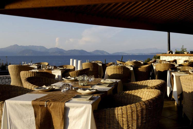 Restaurant - Emelisse - Fiskardo