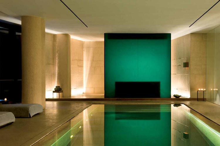 Spa and Gym - Bulgari Milano - Mailand
