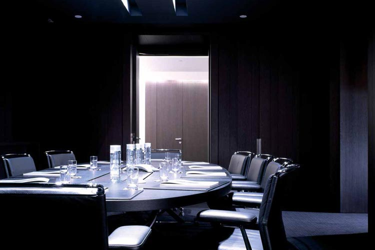 Boardrooms - Bulgari Milano - Mailand