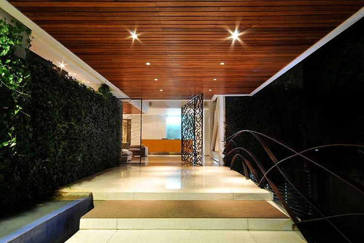 Entrance - AcquaSanta Lofts Hotel - Cali