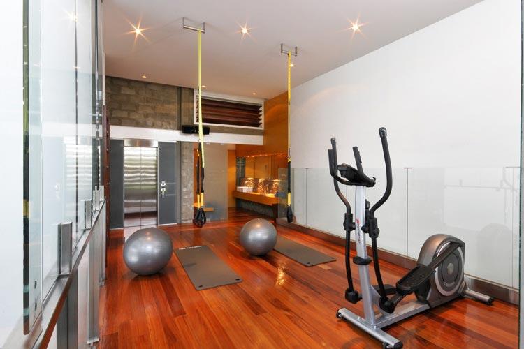 Gym - AcquaSanta Lofts Hotel - Cali