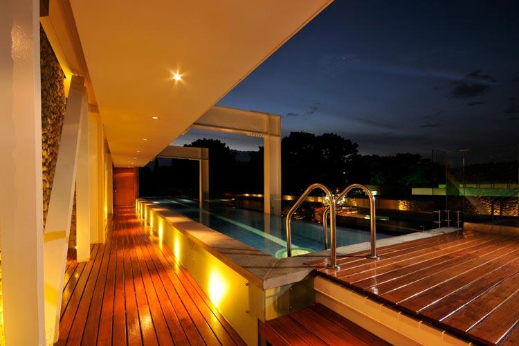 Pool - AcquaSanta Lofts Hotel - Cali