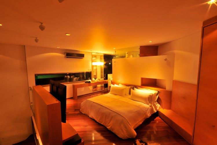 Room - AcquaSanta Lofts Hotel - Cali
