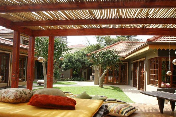 Terrace - Singa Lodge - Port Elizabeth