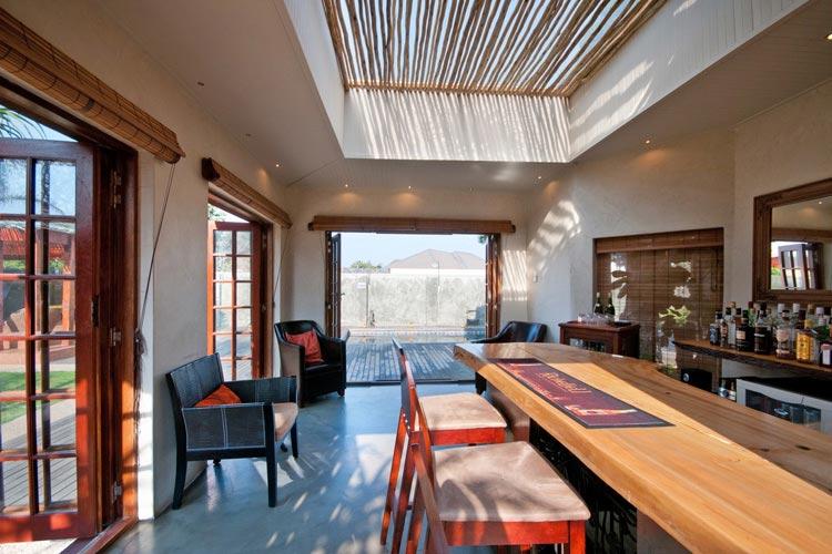 Lounge - Singa Lodge - Port Elizabeth