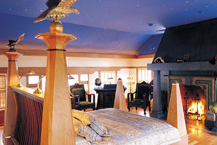 Lodge - The Pitcher Inn - Warren