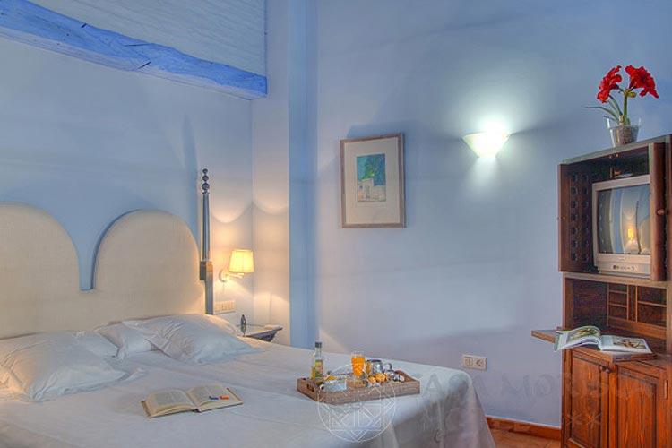 Double Economic Room - Hotel Casa Morisca - Grenade